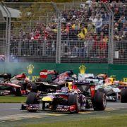 Vettel in Titel-Jahren beim Auftakt immer unter Top 4 (Foto)