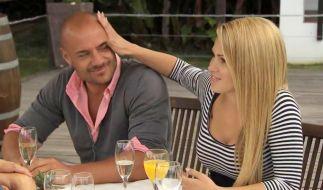 Vorm «Bachelor»-Finale stehen die Chancen für Angelina Heger auf die letzte Rose gar nicht gut. (Foto)