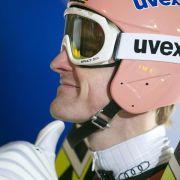 Freund will erstes Skiflug-Gold - DSV-Team Außenseiter (Foto)