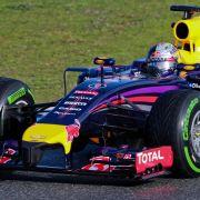 Vettel tauft Problem-Red-Bull «Suzie» (Foto)