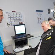 Kampf gegen Spätfolgen in der einzigen Polio-Station Deutschlands (Foto)