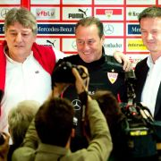 VfB-Präsident verteidigt Bobic: «Ein Gesicht des VfB» (Foto)