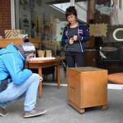 Leben statt Leerstand - kreative Menschen übernehmen Gebäude (Foto)
