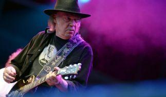 Neil Youngs Super-Musikplayer nimmt Finanzhürde (Foto)