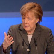 Merkel unterstützt Bayern beim Länderfinanzausgleich (Foto)