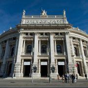Gastspiel wegen Krise am Wiener Burgtheater abgesagt (Foto)