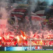 VfB Stuttgart wegen Fan-Verstößen bestraft (Foto)