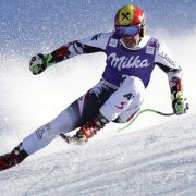 Der Ski alpin Weltcup 2018 der Herren gastiert momentan im schwedischen Are. (Foto)