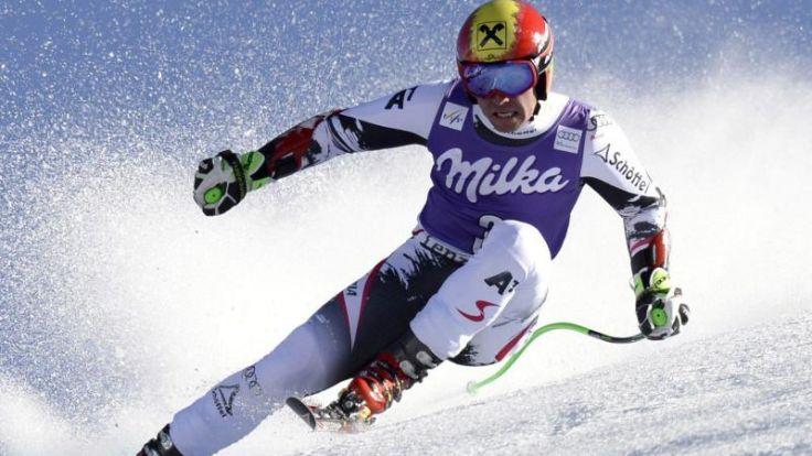 Ski Weltcup Garmisch