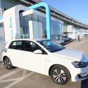 Die Elektro-Pläne der Volkswagen-Flotte (Foto)