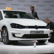 Volkswagen auf Rekordfahrt dank starkem China-Geschäft (Foto)