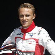 Die Piloten der Formel 1: Max Chilton (Foto)