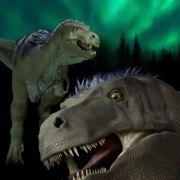 Kleiner Verwandter des Tyrannosaurus rex in Alaska entdeckt (Foto)