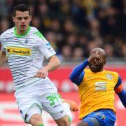 Mönchengladbach bangt vor Dortmund-Spiel um Xhaka (Foto)