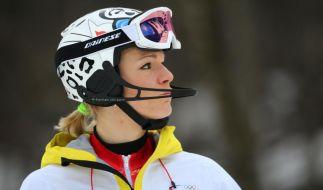 Maria Höfl-Riesch: Macht sie weiter oder hört sie nach dieser Saison auf? (Foto)