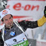 Biathlet Rösch startet erstmals für Belgien (Foto)