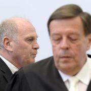 Hoeneß-Anwalt kündigt Revision an (Foto)