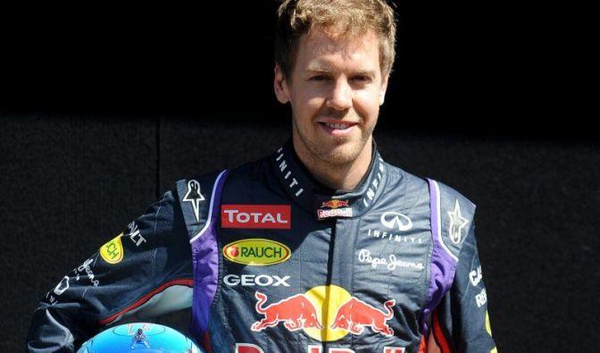 Sebastian Vettel (Foto)
