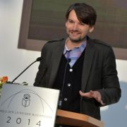 Leipziger Buchpreis für Sasa Stanisic (Foto)