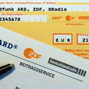 Rundfunkbeitrag sinkt ab 2015 auf 17,50 Euro im Monat (Foto)