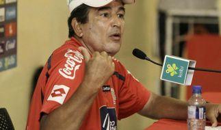 Costa Ricas Coach: Keine Angst vor schwerer WM-Gruppe (Foto)