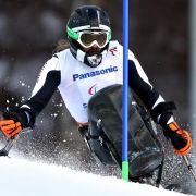 Monoski-Fahrer Nolte im Slalom nachträglich disqualifiziert (Foto)