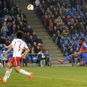Salzburgs Serie zu Ende - Porto schlägt Neapel (Foto)
