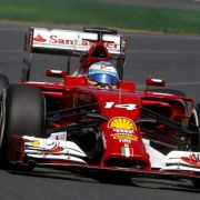Alonso stellt erste Bestzeit auf - Vettel Siebter (Foto)