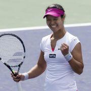 Topgesetzte Li Na in Indian Wells im Halbfinale (Foto)