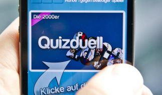 Die Smartphone-App «Quizduell» soll bald auch als Fernsehformat eingeführt werden. (Foto)