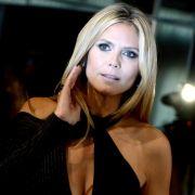 Treibt Heidi Klum Mädchen in die Magersucht? (Foto)