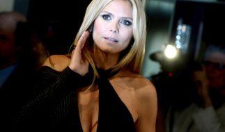 Heidi Klum: Gegen sie läuft eine Online-Petition. (Foto)