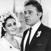 Taylors und Burtons erste Ehe vor 50 Jahren (Foto)