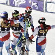 Schweizer gewinnen Teamevent - Deutsche früh raus (Foto)
