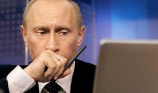 Russland blockiert mehrere regierungskritische Websites (Foto)