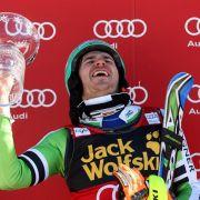 Slalomkugel für Neureuther das «große Ziel» (Foto)