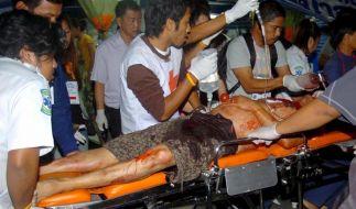 Wenn der Traumurlaub zum Horrortrip wird: In vielen Urlaubsregionen lauern zahlreiche Gefahren auf Touristen. (Foto)