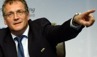 Valcke: Rennen bis zur WM-Eröffnung in Brasilien (Foto)