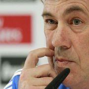 Real-Trainer motiviert Fußballer mit Fabel (Foto)