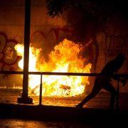 Kerry: Venezuela muss «Terrorkampagne» gegen Bevölkerung stoppen (Foto)