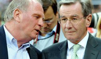 Hopfner soll Präsident des FC Bayern werden (Foto)