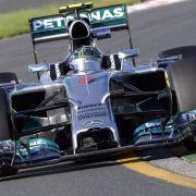 Erneut Bestzeit für Mercedes: Rosberg top, Vettel 12. (Foto)