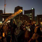 Verbaler Schlagabtausch zwischen Venezuela und den USA (Foto)