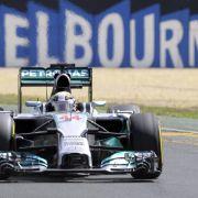 Vettel verpasst Top Ten - Hamilton auf Australien-Pole (Foto)