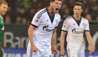 Huntelaar macht für Schalke den Unterschied (Foto)