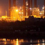 Kraftwerk geht Treibstoff aus: Gazastreifen ohne Strom (Foto)