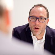 Wikipedia-Gründer Jimmy Wales: Fokus auf Sprachenvielfalt (Foto)
