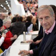 Ulrich Wickert zögerte lange mit dem Krimischreiben (Foto)