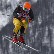 Deutsche Skicrosser mit guten Leistungen in Schweden (Foto)