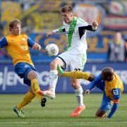 Wieder kein VfL Derby-Sieg: 1:1 gegen Braunschweig (Foto)